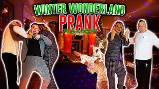 TURNING MY HOUSE INTO WINTER WONDERLAND (ANGRY PARENTS)
