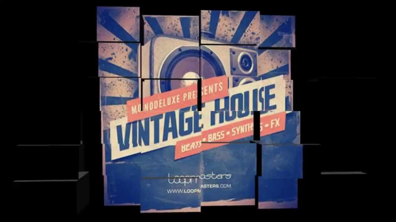 Classic deep house samples monodeluxe presents vintage for Samplephonics classic deep house