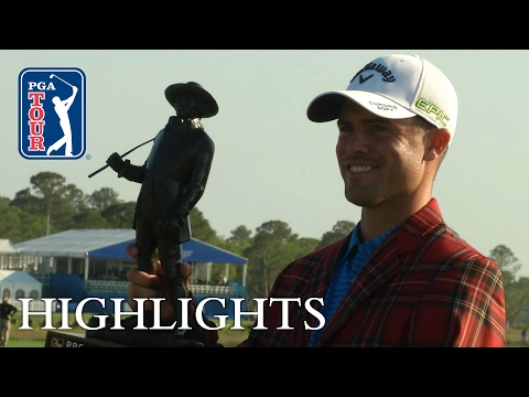 Wesley Bryan's breakout win at RBC Heritage