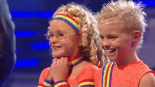 BGT Cheeky Monkeys 02 thumbnail