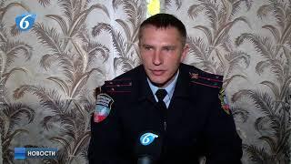 Работа правоохранительных органов в Горловке