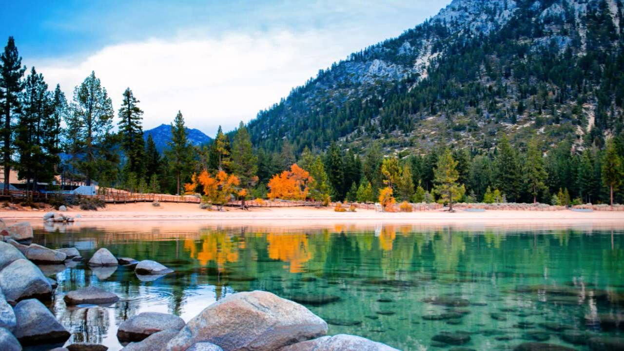 Best time to visit or travel to lake tahoe california