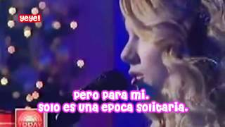 Taylor Swift Christmases when you were mine sub. espaol.mp3