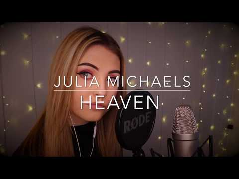 Julia Michaels - Heaven (Fifty Shades Freed ) Cover