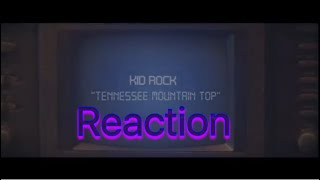 Kid Rock - Tennessee Mountain Top Lyric Video Reaction