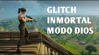GLITCH IMMORTAL !! GOD MODE, Spot FORTNITE Ps4, Xbox One, PC November 21 2017