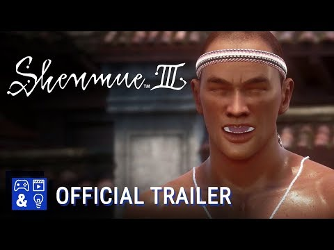 Shenmue III Gameplay Trailer - A Day in Shenmue