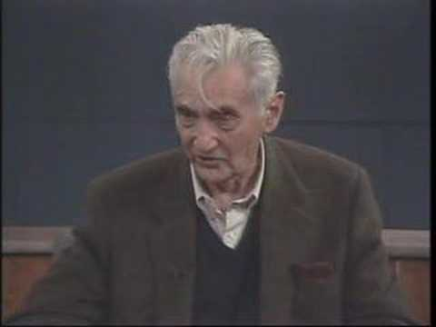 Conversations with History:  Howard Zinn