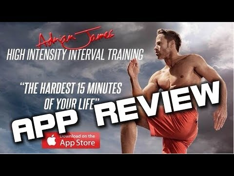 ADRIAN JAMES HIIT APP REVIEW