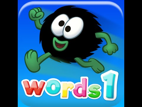 Hairy Words 1 iPad App Review