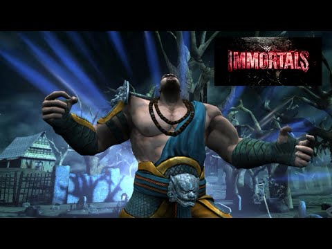 WWE Immortals - Enlightened Big Show Level 1 2 3 Super Finishers Cobra Clutch|Hammer Fist|KO Punch