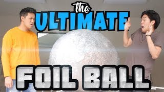 Download The Ultimate Foil Ball (definitely clickbait) Mp3 and Videos