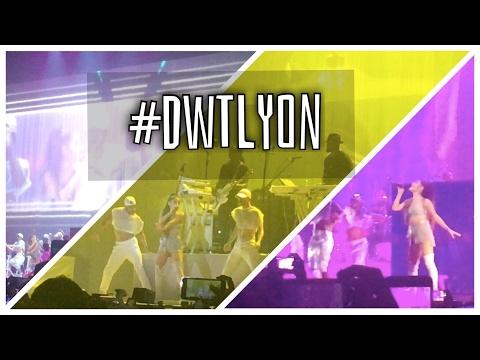🌈  J'AI VU ARIANA GRANDE 😍  | #DWTLyon | #555