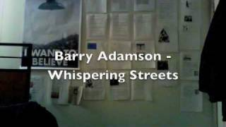 Barry Adamson Whispering Streets