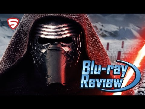 Star Wars: The Force Awakens — Blu-ray Review