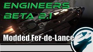 Engineers Beta 2.1 - Modded Fer-de-Lance