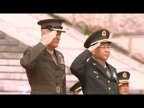Thumbnail: Top US General Visits China to Strengthen Military Relations