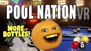 Annoying Orange - Pool Nation VR: MORE BOTTLES!