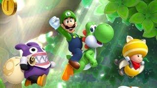 CGR Undertow - NEW SUPER LUIGI U review for Nintendo Wii U