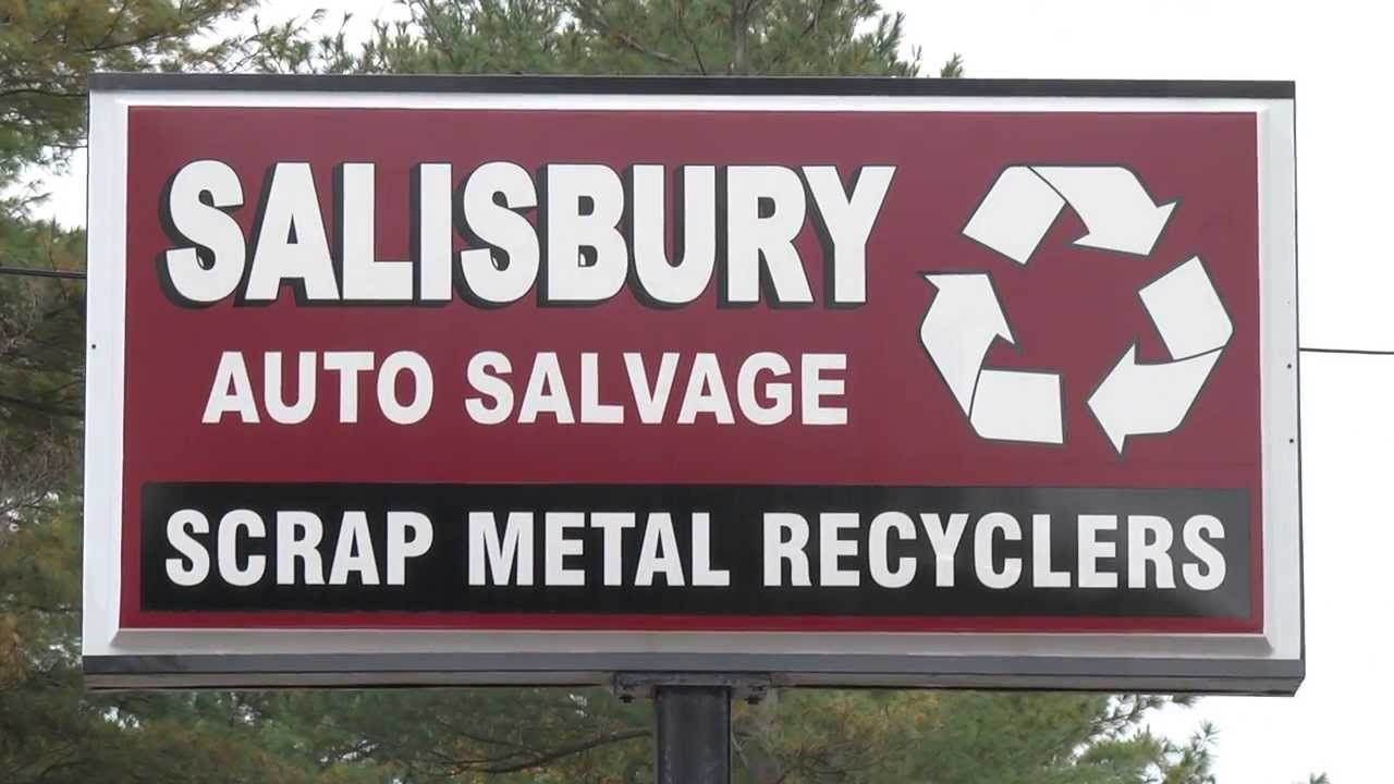 Sell your junk car to Salisbury Auto Salvage in MA We buy junk autos ...