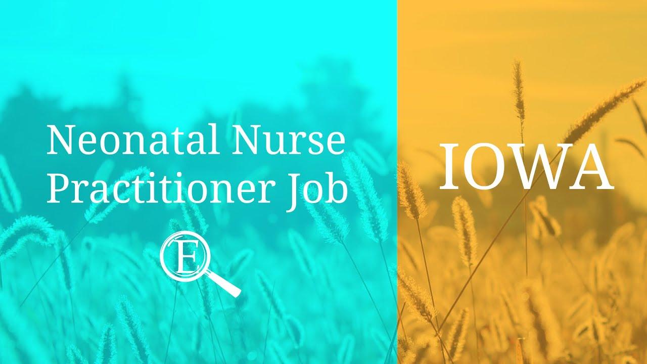 neonatal nurse practitioner job