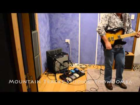 Dale Robbins Band -  Pre-production Session Oct 13, 2015