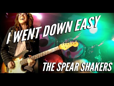 THE SPEAR SHAKERS: I Went Down Easy Featuring Kelly Richey and Sherri McGee