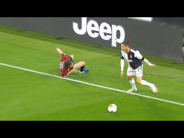 Cristiano Ronaldo Top 33 Ridiculously Disrespectful Skill Moves