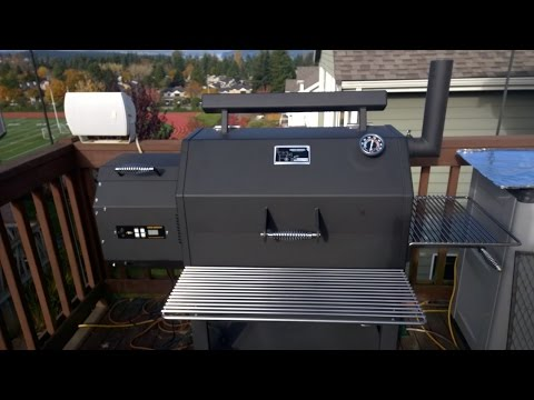 New 2014 Yoder Smokers YS640 Pellet Smoker & Grill