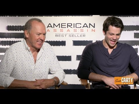 Thumbnail: Michael Keaton & Dylan O'Brien - AMERICAN ASSASSINS - with Scott Carty