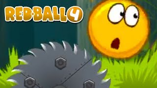 Red Ball 4 - FDG Mobile Games GbR Deep Forest 27-29 Let's save the world! Walkthrough