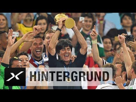 Rekord-Trainer: Jogi Löw macht die 100 voll | Deutschland - Kamerun 3:1 | ConfedCup