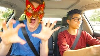 LANKYBOX K-POP CAR RIDE LIP SYNC