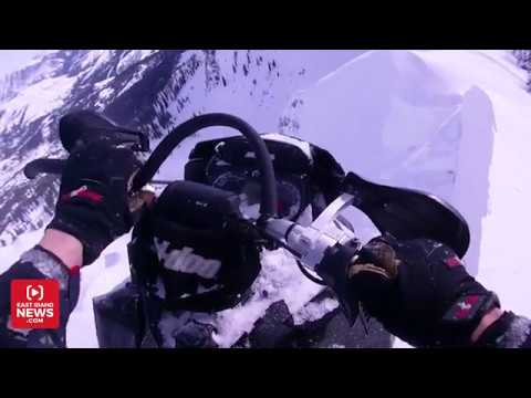 Avalanche survivor shares his story: 'It was just like drowning'