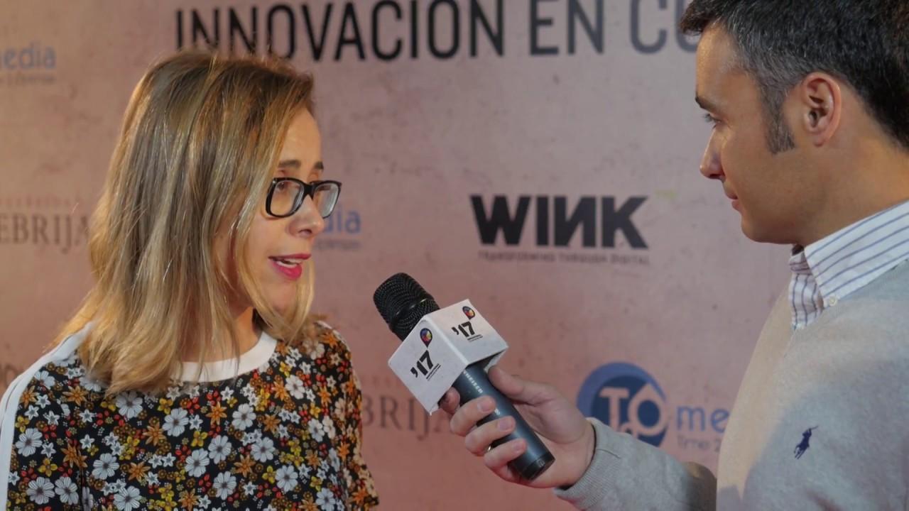 Festival  Inspirational 2017: Entrevista a  Esther Checa, T2Omedia