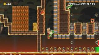 why is the dog green? next gen by boogha ~SUPER MARIO MAKER~ NO COMMENTARY
