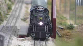Dynamic Hobbies: 3-Rail Train Action