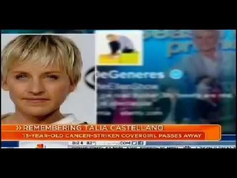 Talia Joy Castellano Mother and Sister on The Today Show on Death of Talia and Tribute RIP1]