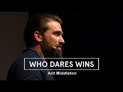 Ant Middleton - Who Dares Wins