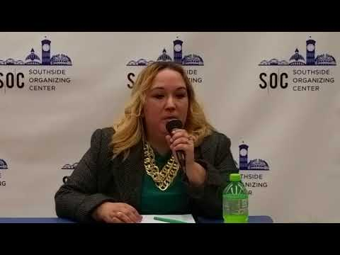 Milwaukee County Supervisor 12th District debate between Peggy West and Sylvia Ortiz-Velez