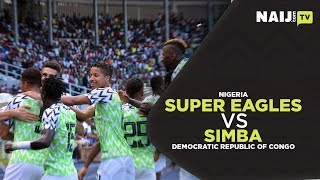 Russia 2018: How Super Eagles Failed to Soar Against Congo in Port Harcourt   Naij.com TV