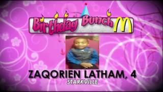 Birthday Bunch #2- 02/24/17