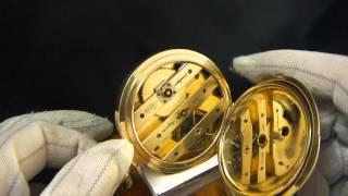 理想的な機械式時計は、どの向きで置いても時を刻む速度は同じでなけれ...