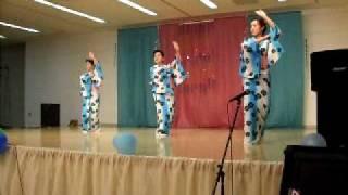 Kimono Odori : Festival de Kawaguchi 2007
