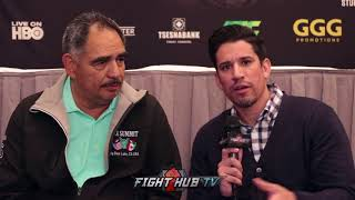ABEL SANCHEZ IN DEPTH ON CANELO