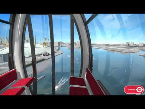 Thames Cable Car | Emirates Cable Car