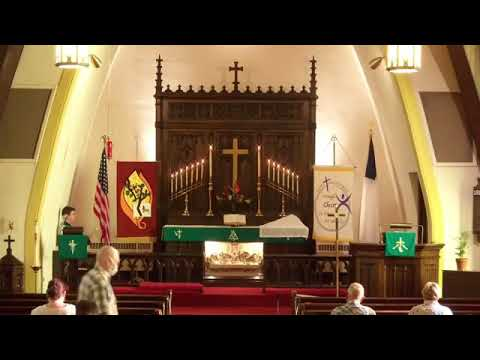 Service For The Fourteenth Sunday After Pentecost 2020 (Facebook Live)