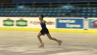 5 Rika HONGO (JPN) - ISU JGP Croatia Cup 2012 Junior Ladies Short P...