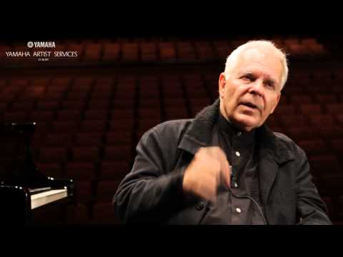 Yamaha pianos in conversation with Stephen Kovacevich
