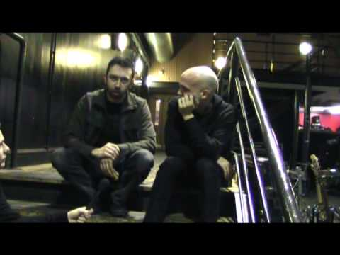 RISE AGAINST Interview 2009 (Part One) With LiveTheScene.com